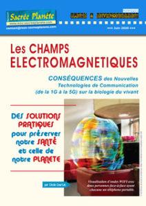 """Dossier """"les champs électromagnétiques"""" paru en juin2020"""